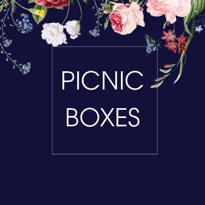 The Luxury Picnic Company Picnic Boxes